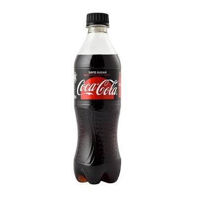 Coca cola Zero (μπουκαλάκι) 500ml
