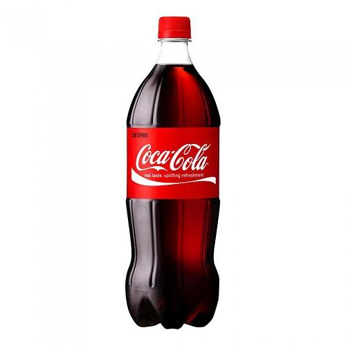 Coca cola 1,5 λίτρα