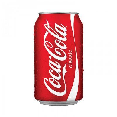 Coca cola (κουτάκι)