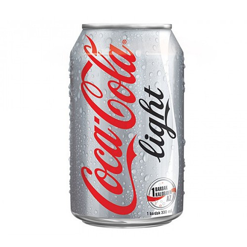 Coca cola Light (κουτάκι)