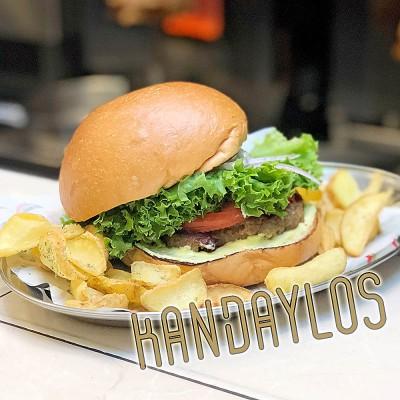 Burger Μπιφτέκι μοσχαρίσιο